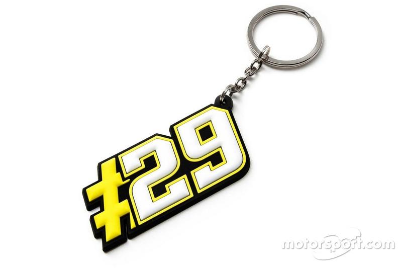 Porte-clés logo #29 Andrea Iannone 2016