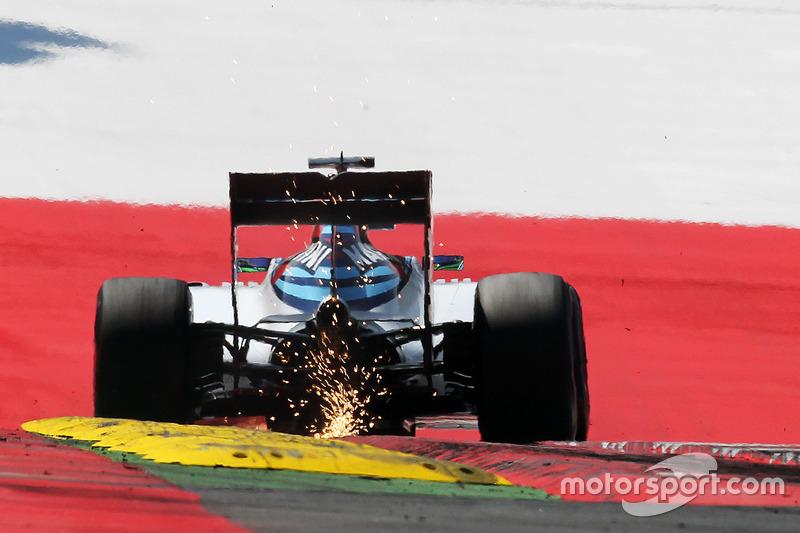 10: Феліпе Масса, Williams FW38