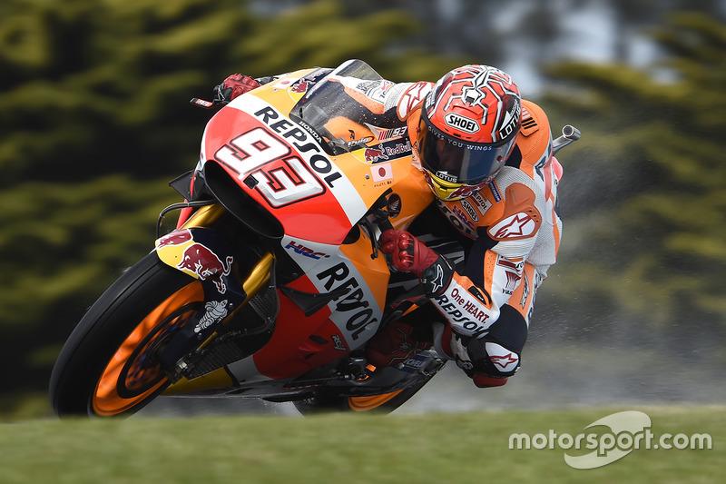 Australien, Phillip Island: Marc Marquez (Honda)