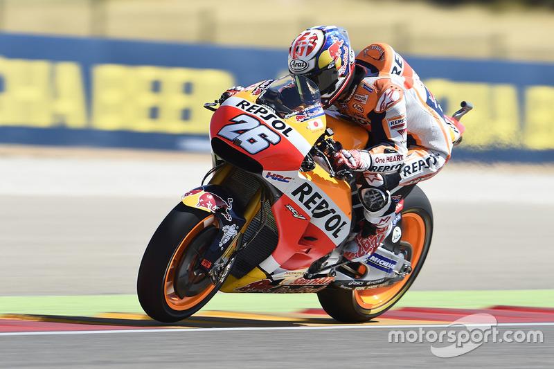 6. Dani Pedrosa, Repsol Honda Team