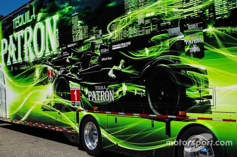 Renntransporter: Extreme Speed Motorsports