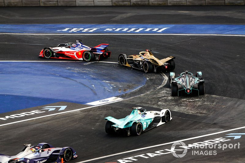 Jérome d'Ambrosio, Mahindra Racing, M5 Electro Jean-Eric Vergne, DS TECHEETAH, DS E-Tense FE19, Mitch Evans, Panasonic Jaguar Racing, Jaguar I-Type 3