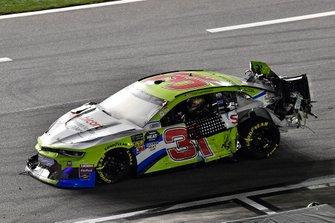 Tyler Reddick, Richard Childress Racing, Chevrolet Camaro Symbicort
