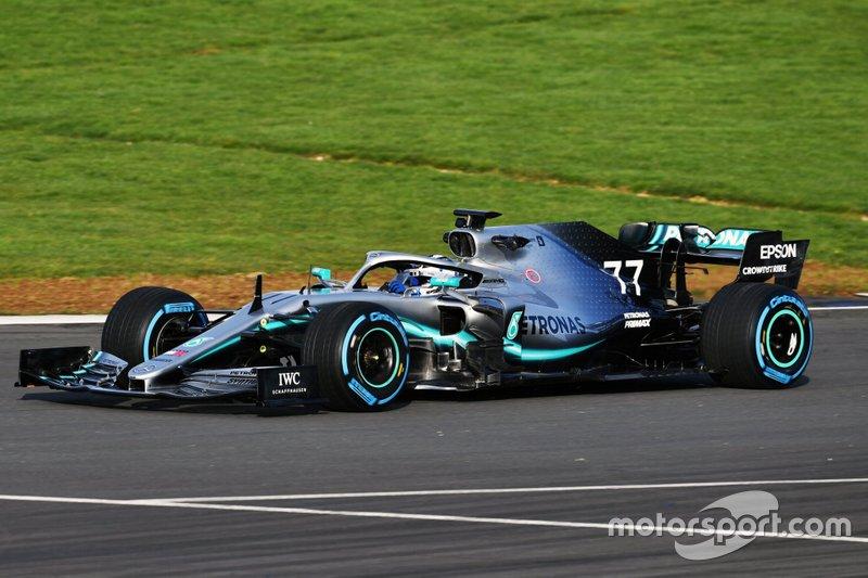 Mercedes W10 (2019)
