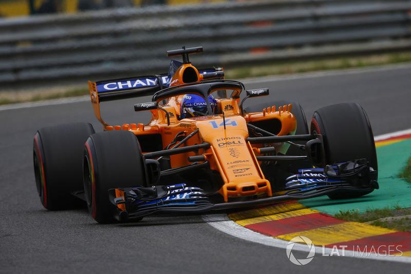McLaren 2018: MCL33