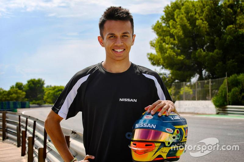Alex Albon, Nissan Formula E