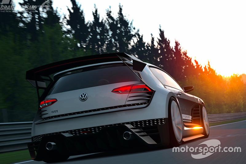 Volkswagen GTI Supersport Vision Gran Turismo (april 2015)