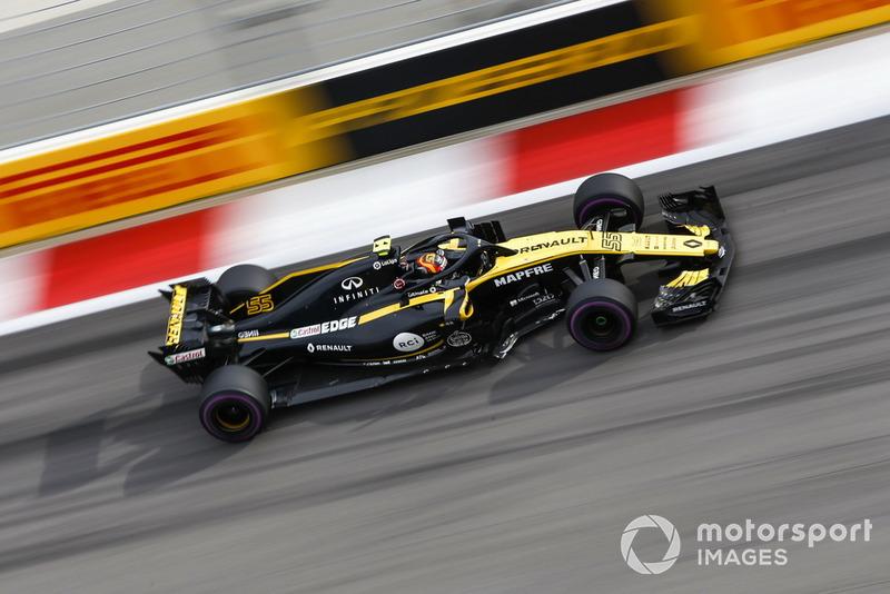 17e : Carlos Sainz (Renault)