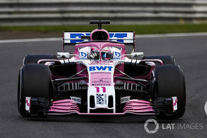 Sergio Pérez, Racing Point Force India VJM11