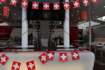 Sauber celebrate Swiss National Day