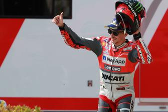 2. Jorge Lorenzo, Ducati Team