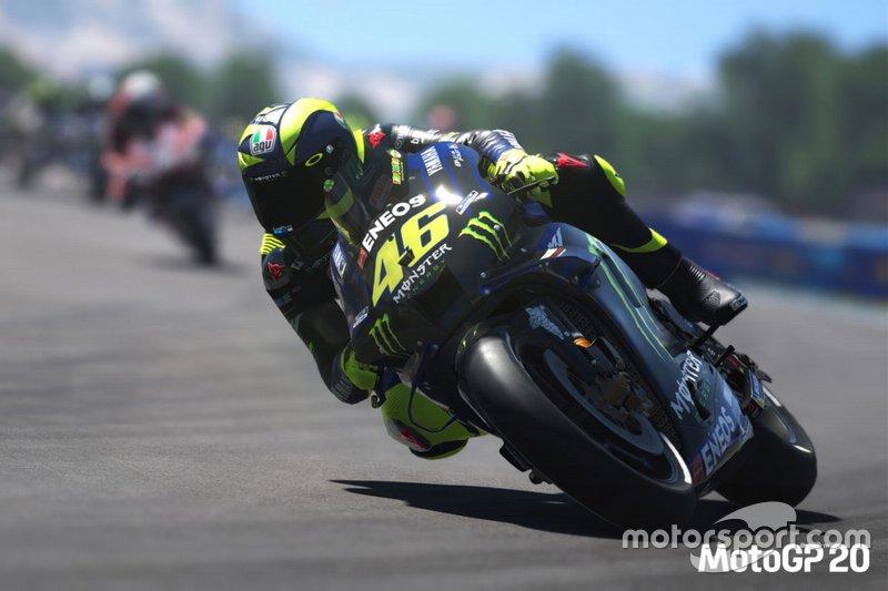 MotoGP'20 screenshots