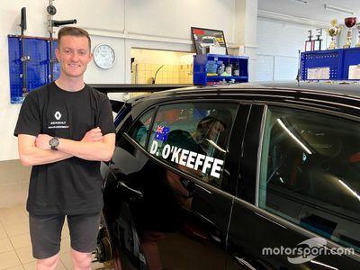 Dylan O'Keefe Renault test