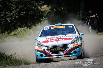 Peugeot Competition 208 Rally Pro: Rally Casentino