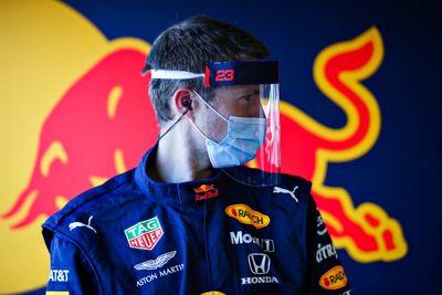 Red Bull Silverstone Día de Filmación