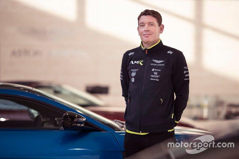 Fahrerbekanntgabe: Aston Martin
