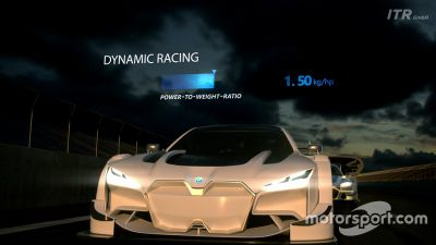 DTM vision for new electric race series