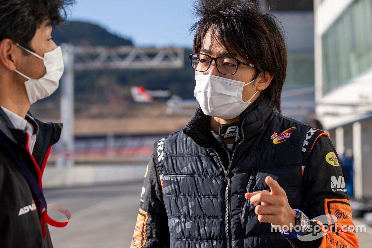 Nobuharu Matsushita(Buzz Racing with B-Max)