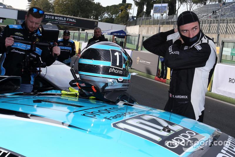 Lamborghini Huracan Super Trofeo Evo #102, Dream Racing Motorsport: Ryan Hardwick