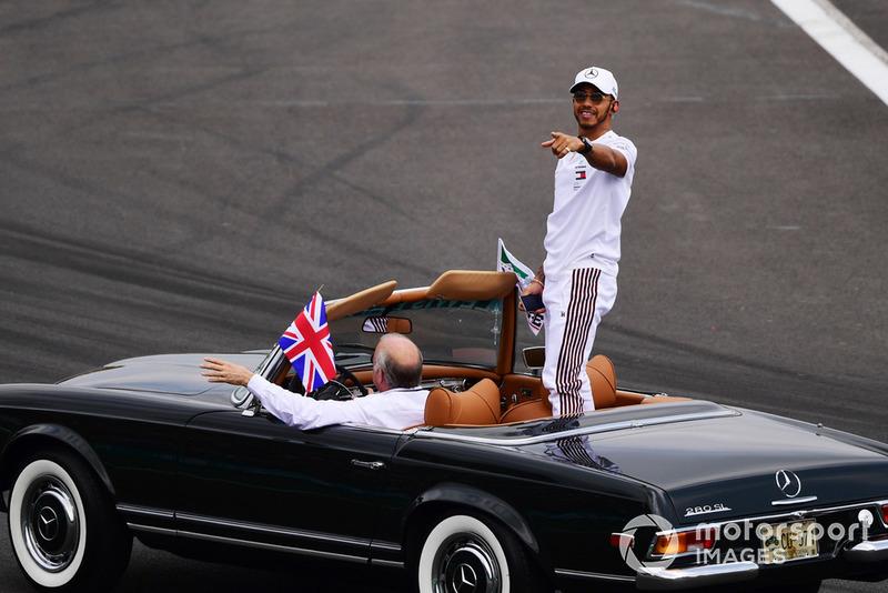 Льюіс Хемілтон, Mercedes AMG F1, Фернандо Алонсо, McLaren