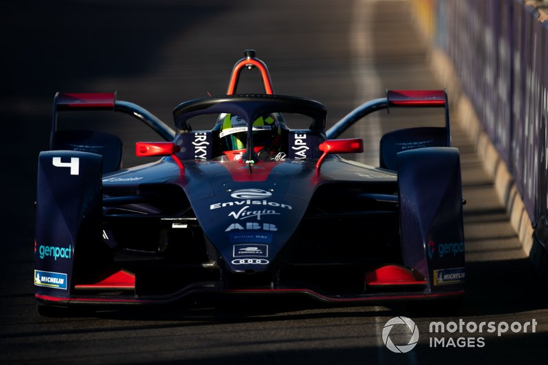 "Benoît Tréluyer (Virgin Racing) - 20e, 1'21""181 (200 kW)"