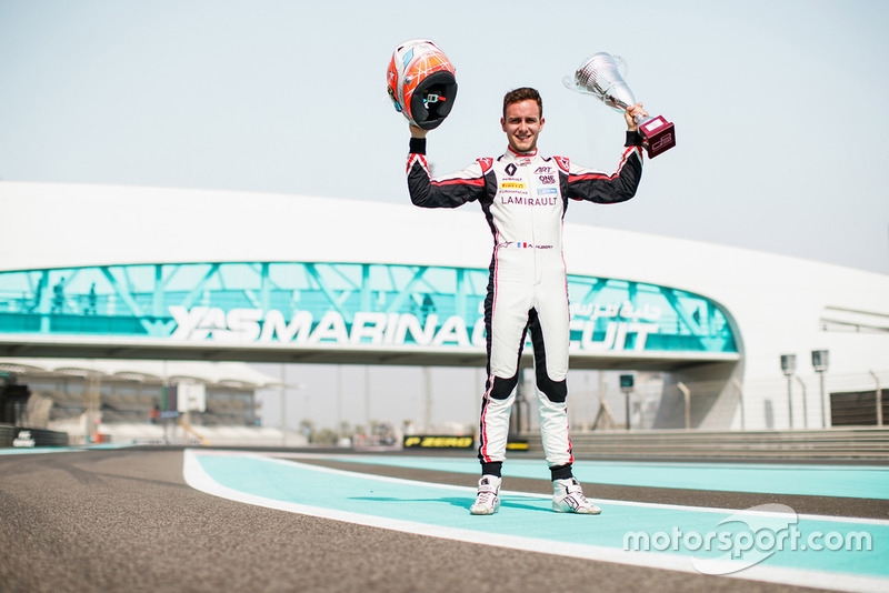 Champion 2018 : Anthoine Hubert