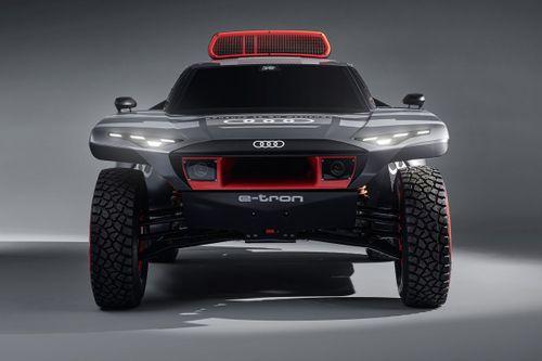 Peluncuran Audi RS Q E-Tron