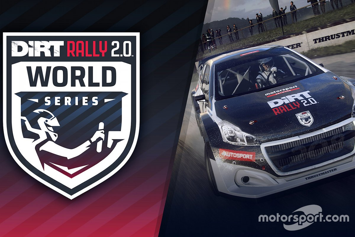 DiRT World Series 2 banner
