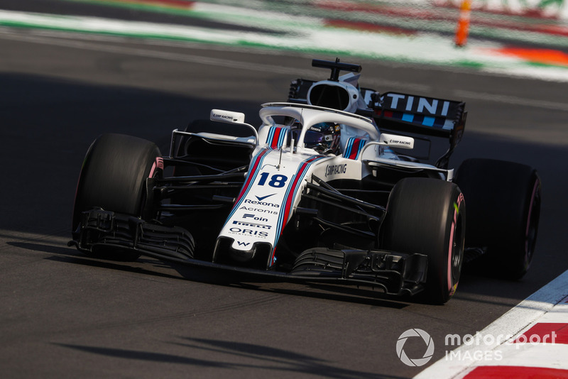 12e : Lance Stroll (Williams)