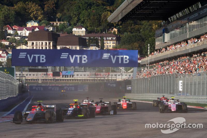 Roberto Merhi, Campos Racing, Alessio Lorandi, Trident, Louis Deletraz, Charouz Racing System, Nirei Fukuzumi, BWT Arden