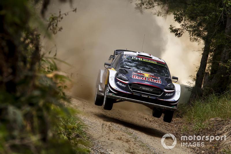 Sébastien Ogier, Julien Ingrassia, Ford Fiesta WRC, M-Sport Ford