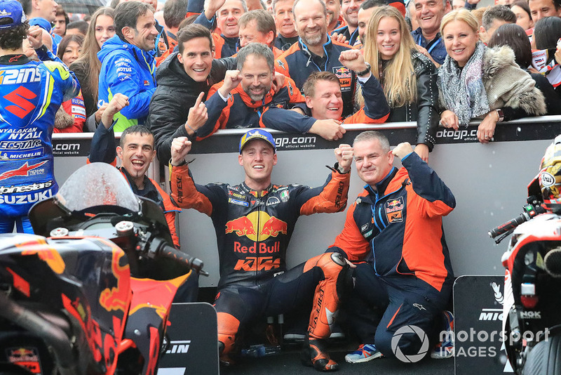 3. Pol Espargaro, Red Bull KTM Factory Racing