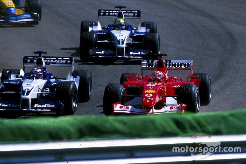 55勝目:2002年ブラジルGP