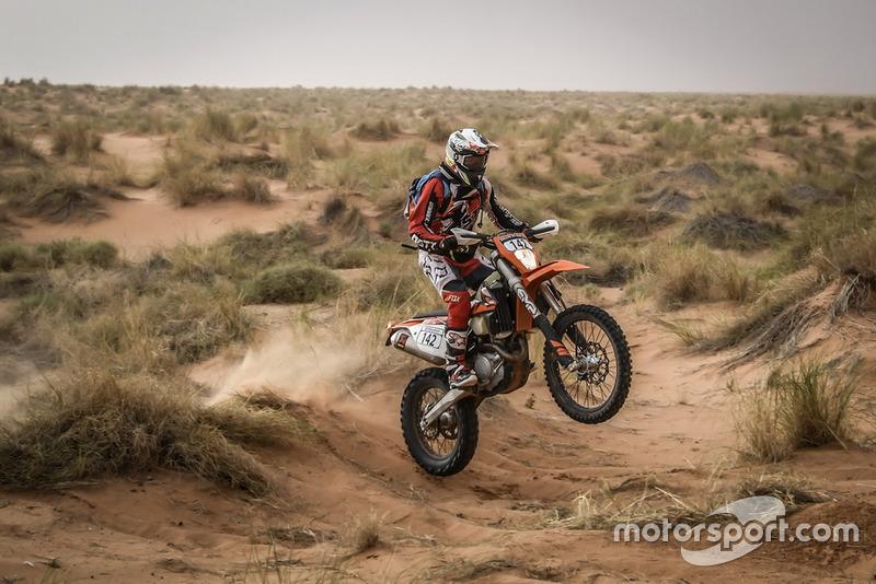 #142 KTM: Thierry Puillet