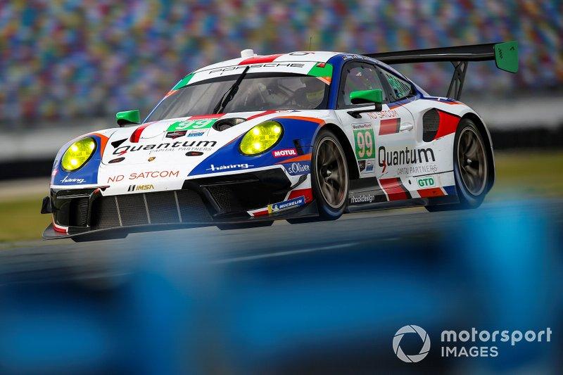 Юрген Херинг, Свен Мюллер, Клаус Бахлер, NGT Motorsport Porsche 911 GT3 R (№99)