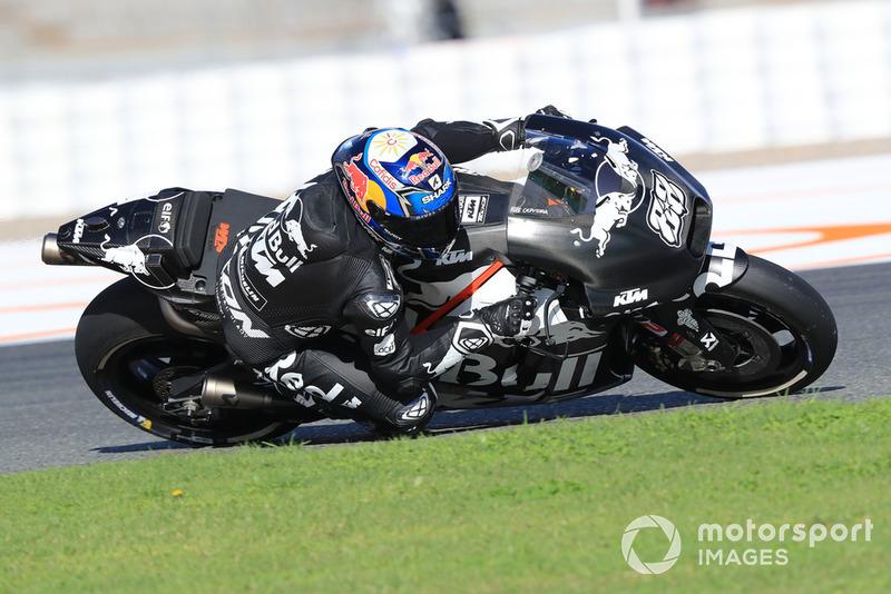 Мігел Олівейра, Team KTM Tech 3