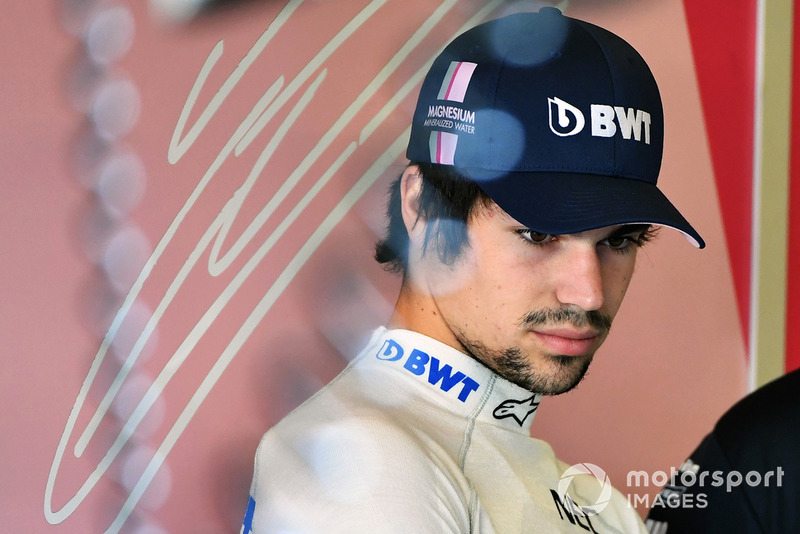 Lance Stroll, Racing Point  F1 2019 driver and team line-ups lance stroll racing point for 1
