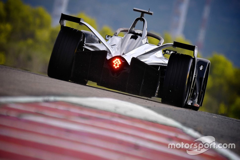 Formule E Nissan