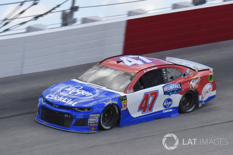 A.J. Allmendinger, JTG Daugherty Racing, Chevrolet Camaro