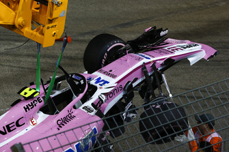 Естебан Окон, Racing Point Force India VJM11