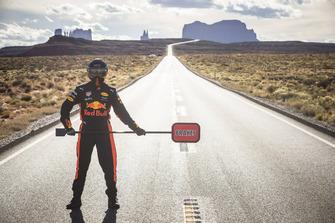 Daniel Ricciardo, Red Bull Racing en Monument Valley