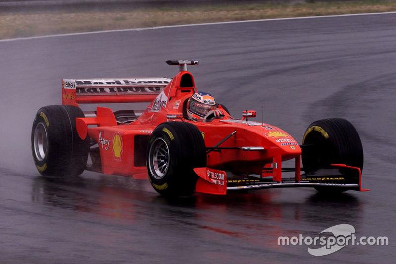 1. Michael Schumacher: 16.825