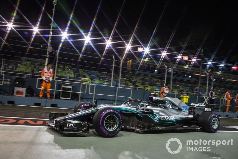4: Valtteri Bottas, Mercedes-AMG F1 W09, 1'36.702