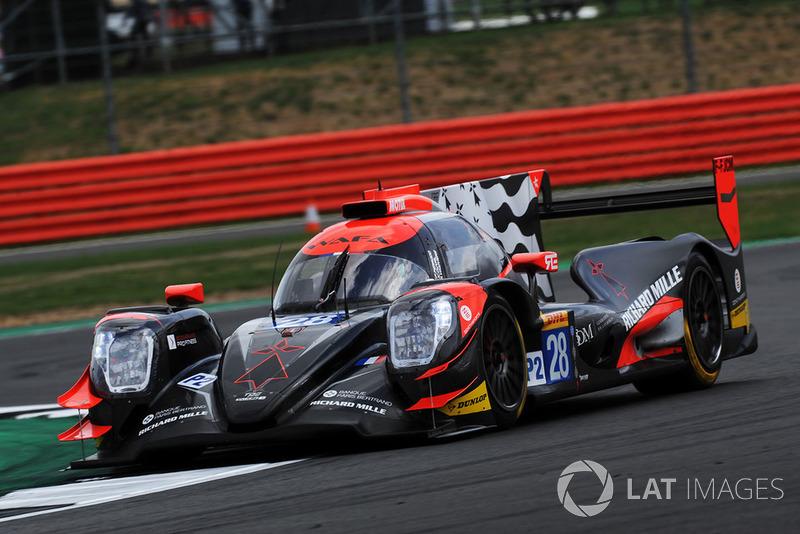 #28 TDS Racing Oreca 07 Gibson: Francois Perrodo, Matthieu Vaxiviere, Loic Duval