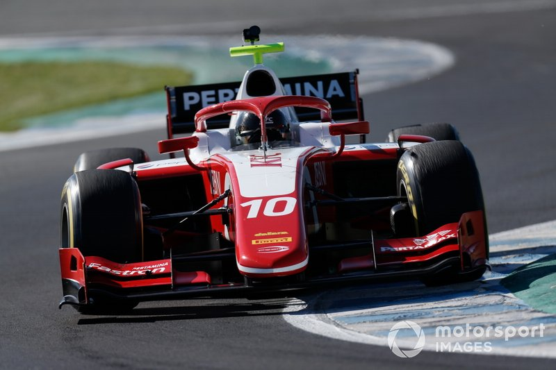 Sean Gelael ,PREMA RACING