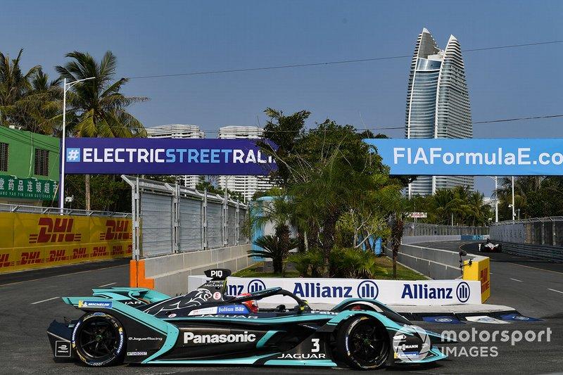 20 место: Нельсон Пике-мл. (Panasonic Jaguar Racing) – 1 очко
