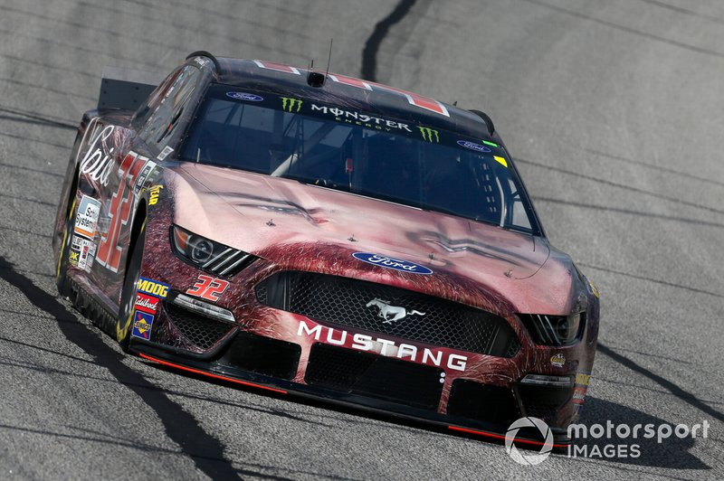 24. Corey LaJoie, Go FAS Racing, Ford Mustang Old Spice