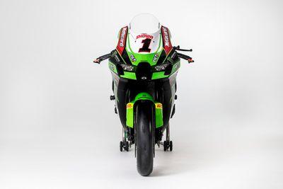 Kawasaki Racing Team lansmanı