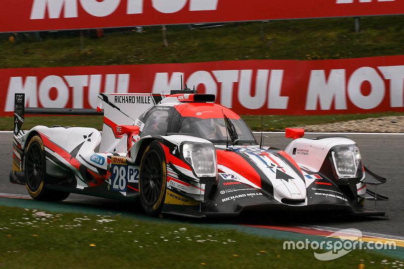#28 TDS Racing Oreca 07 Gibson: François Perrodo, Matthieu Vaxivière, Emmanuel Collard