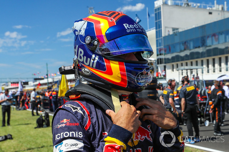 Toro Rosso – Carlos Sainz (CONFIRMADO)